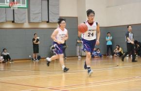 學界丙組籃球決賽