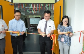 The Grand Opening of Student Activity Room
